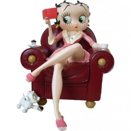 Statuette Betty Boop Morning Tea
