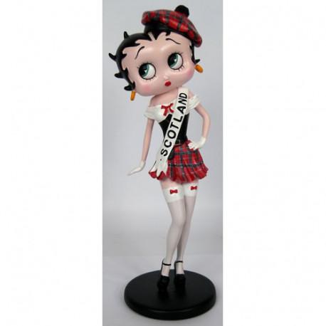 Statuette Betty Boop Scotland