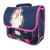 Cartable Violetta Pop Music 38 CM
