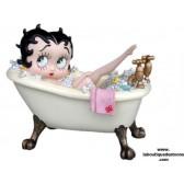 Statuette Betty Boop baignoire petit modèle