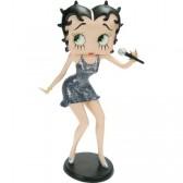 Statuette Betty Boop Chanteuse