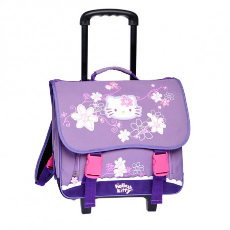 Binder skateboards Hello Kitty purple Trolley 38 CM high