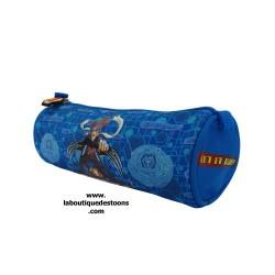Trousse Beyblade 23 CM bleue