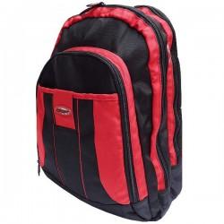 Mochila escolar Eastwick Gucci Colección rojo y negro 41 CM