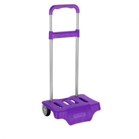 Chariot Violet pour sac à dos