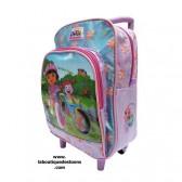 Rolling Maternal School Bag Dora 30 CM