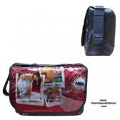 High School musical red satchel shoulder bag