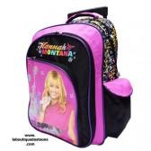 Cartable à roulettes Hannah Montana 43 CM HAUT DE GAMME