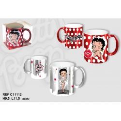 Mug mirror Betty Boop