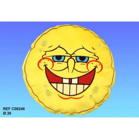 Cushion round Sponge Bob