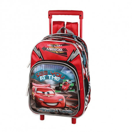 Sac a roulette cars maternelle - Image cartable maternelle ...