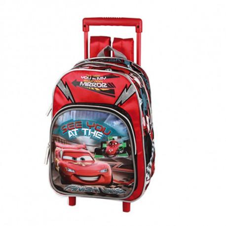 Satchel has rollers maternal Cars 30 CM - Binder