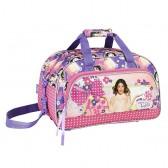 Sports Violetta Flowers 40 CM bag