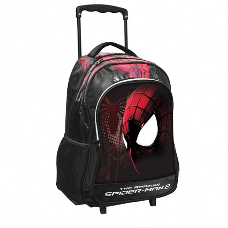 Trolley Spiderman Amazing 43 CM high - satchel bag