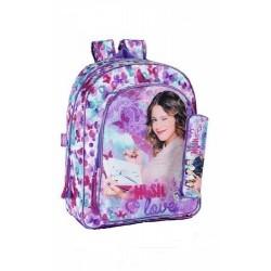 Violetta Butterflies 43 CM top of range + Kit backpack