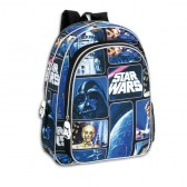 Sac à dos Star Wars Space maternelle 37 CM