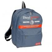 Grigio Diesel 45 CM - zaino High-end di 2 scomparti