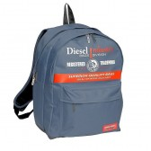 Mochila escolar Grey Diesel 45 CM