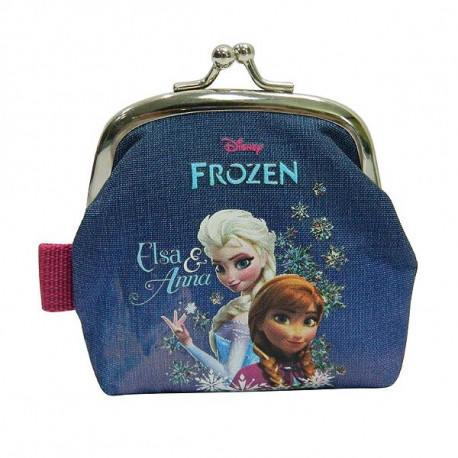 Wallet retro Frozen 9 CM snow Queen