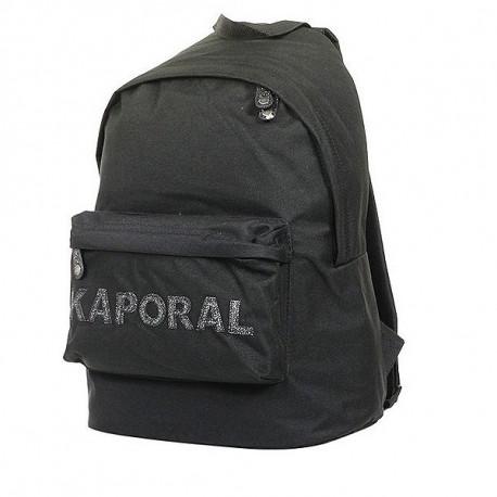 Sac à dos Kaporal Piker Noir 40 CM - Collection Fille