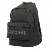 Sac à dos Kaporal Piker Noir 40 CM - Collection Fille