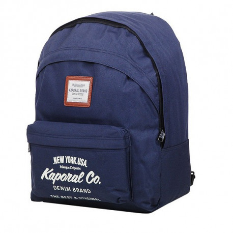 Mochila escolar Kaporal Pomau azul 45 CM