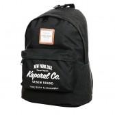Kaporal Pleau black 40 CM backpack