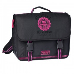 Binder US Marshall 41 CM black and Rose Haut