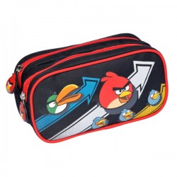 Trousse rectangle Angry Birds 2 cpt