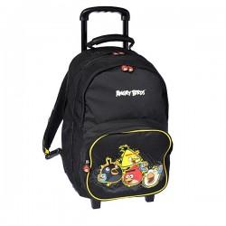 Angry Birds 43 CM high - school bag trolley bag