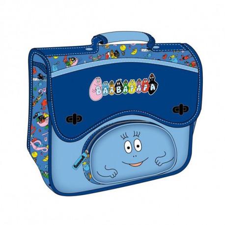 Premium de binder barbapapa azul jard n de infantes for Azul naranja jardin de infantes