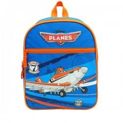 Backpack maternal blue Planes 31 CM