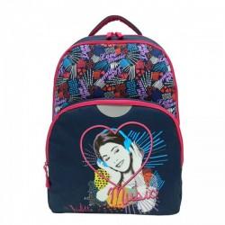 Violetta Love Music 42 CM backpack