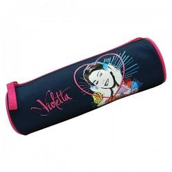 Violetta liefde muziek 22 CM ronde Kit