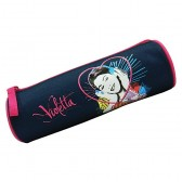 Trousse ronde Violetta Love Music 22 CM