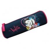Trousse ronde Violetta Love Music 22 CM