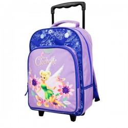 Tinkerbell purple 40 CM Trolley Trolley Bag