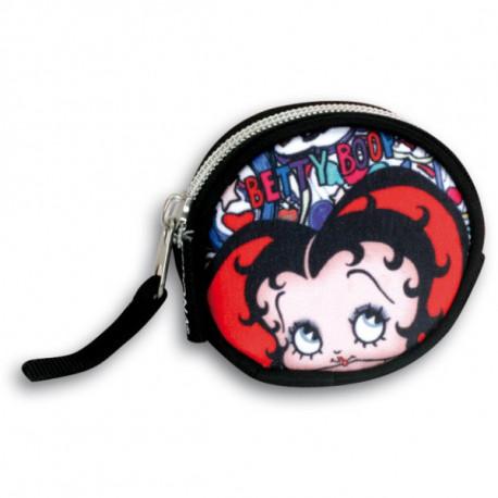 Portemonnee Betty Boop Lips 9 CM