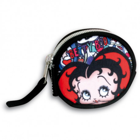 Purse Betty Boop Lips 9 CM