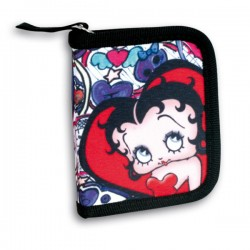Portefeuille Betty Boop Lips 12 CM