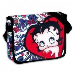 Betty Boop Tasche Lippen 37 CM