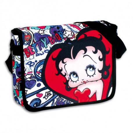 Betty Boop Messanger sac eJgwWftrYR