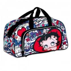 Bag sport or travel Betty Boop Lips 55 CM