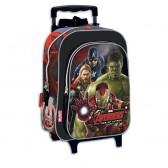 Sac à dos à roulettes Avengers Ultron 37 CM trolley - Cartable