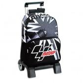 Sac à dos à roulettes Moto GP Process 43 CM trolley Haut de Gamme - Cartable