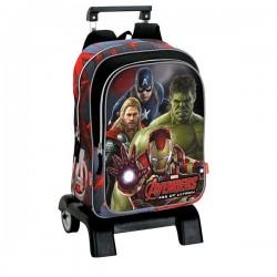 Backpack skateboard Avengers Ultron 42 CM trolley premium - Binder