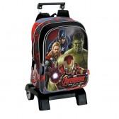 Sac à dos à roulettes Avengers Ultron 42 CM trolley Haut de Gamme - Cartable