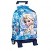 Sac à dos à roulettes Frozen La reine des neiges 42 CM Legend trolley Haut de Gamme - Cartable