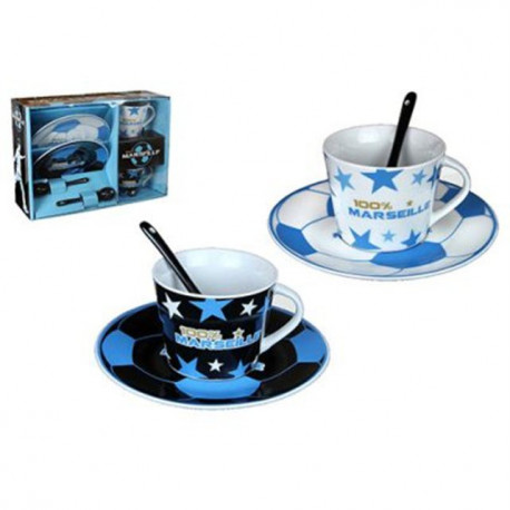 Coffret cadeau 2 tasses Marseille