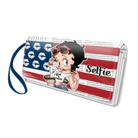 Portefeuille Betty Boop Selfie 20 CM
